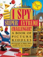 I SPY SUPER/EXTREME CHALLENGER!
