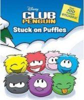 Club Penguin: Stuck on Puffles (Sticker Book)