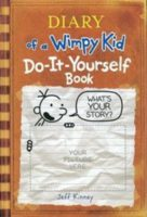Diary of a Wimpy Kid Do-It-Yourself Book (new)