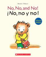 No, no, and no! / ¡No, no y no!