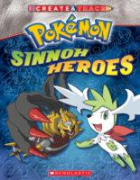 Pokemon: Create & Trace Sinnoh Heroes