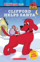 Big Red Reader: Clifford Helps Santa