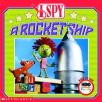 I Spy TV Tie-In #4: I Spy a Rocket Ship