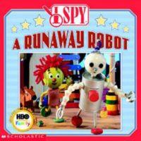 I Spy TV Tie-In #1: I Spy a Runaway Robot