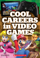 Cool Careers in Video Games