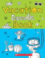 Vacation Doodle Book