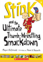 Stink and the Ultimate Thumb-Wrestling Smackdown