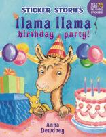 Llama Llama, Birthday Party!