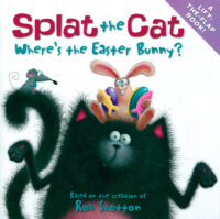 Splat the Cat: Where's the Easter Bunny