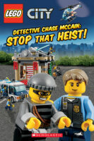 Detective Chase Mccain: Stop That Heist!