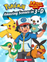 Pokemon: Amazing Scenes in 3-D