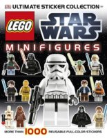 LEGO Star Wars Minifigure Ultimate Sticker Collection