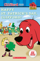 Happy St. Patrick's Day, Clifford!