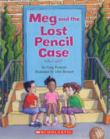Meg and the Lost Pencil Case