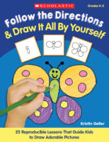 Follow the Directions & Draw It All by Yourself