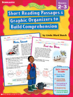 Short Reading Passages Build Comprehension Grade 2-3