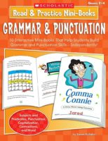 Read & Practice Mini-Books: Grammar & Punctuation