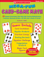 Mega-Fun Card Game Math