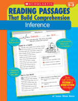 Reading Passages That Build Comprehension: Inference