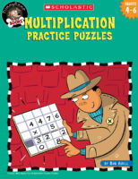 Multiplication Practice Puzzles