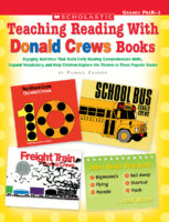 Teaching Reading with Donald Crews Books