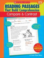 Reading Passages That Build Comprehension: Compare & Contrast