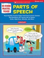 No Boring Practice, Please! Parts of Speech