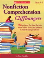 Nonfiction Comprehension Cliffhangers
