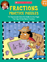 Fractions Practice Puzzles