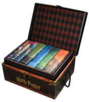 Harry Potter Hard Cover Boxed Set #1-7