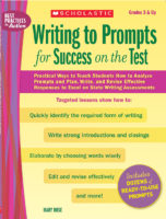Writing to Prompts for Success on the Test