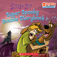 Scooby-Doo: Super Spooky Double Storybook