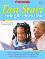 Fast Start: Getting Ready to Read