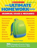 The Ultimate Homework Book: Grammar, Usage & Mechanics