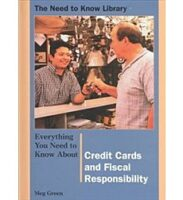 Credit Cards and Fiscal Responsibility