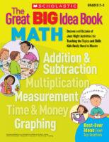 The Great BIG Idea Book: Math