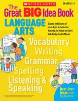 The Great BIG Idea Book: Language Arts