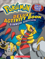 Pokemon: Deluxe Activity Book: Sinnoh Edition