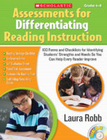 Assessments for Differentiating Reading Instruction