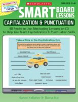 SMART Board Lessons: Capitalization & Punctuation