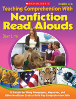 Teaching Comprehension With Nonfiction Read-Alouds