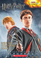 HP Movie 6: Harry Potter Deluxe Coloring Book