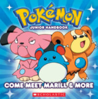 Pokemon: Come Meet Marill & More