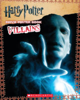 Harry Potter and the Deathly Hallows Part I Movie Poster Book: Villains