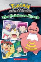 Pokemon: Sinnoh Reader #5: The Pokemon Sneak