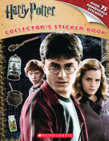 Harry Potter and the Deathly Hallows Part I: Sticker Book