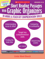 Interactive Whiteboard Activities: Short Reading Passages with Graphic Organizers to Model and Teach Key Comprehension Skills: Grades 6-8
