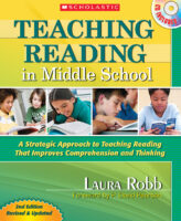 Teaching Reading in Middle School 2nd Ed.