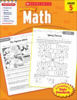 Scholastic Success with Math, Grade 5