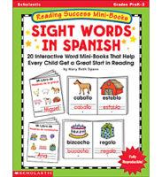Reading Success Mini-Books: Sight Words in Spanish